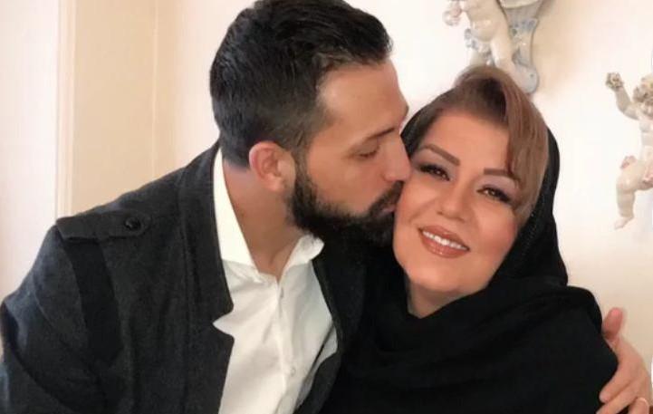 سلطان حاشیه از عکس مادرزنش رونمایی کرد!