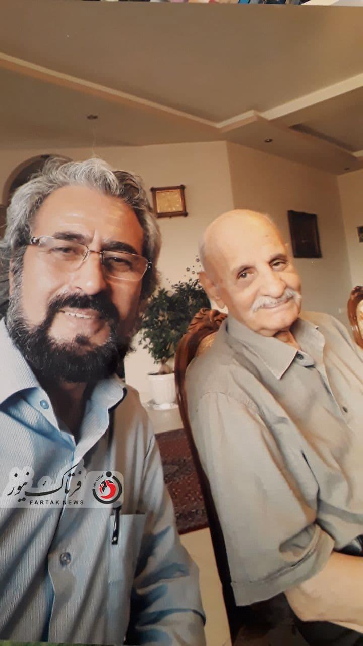 حسین احمدی محجوب
