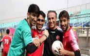 گل محمدی: اگر فوتبال را بخواهند تعطیل کنند تصمیم درستی نیست