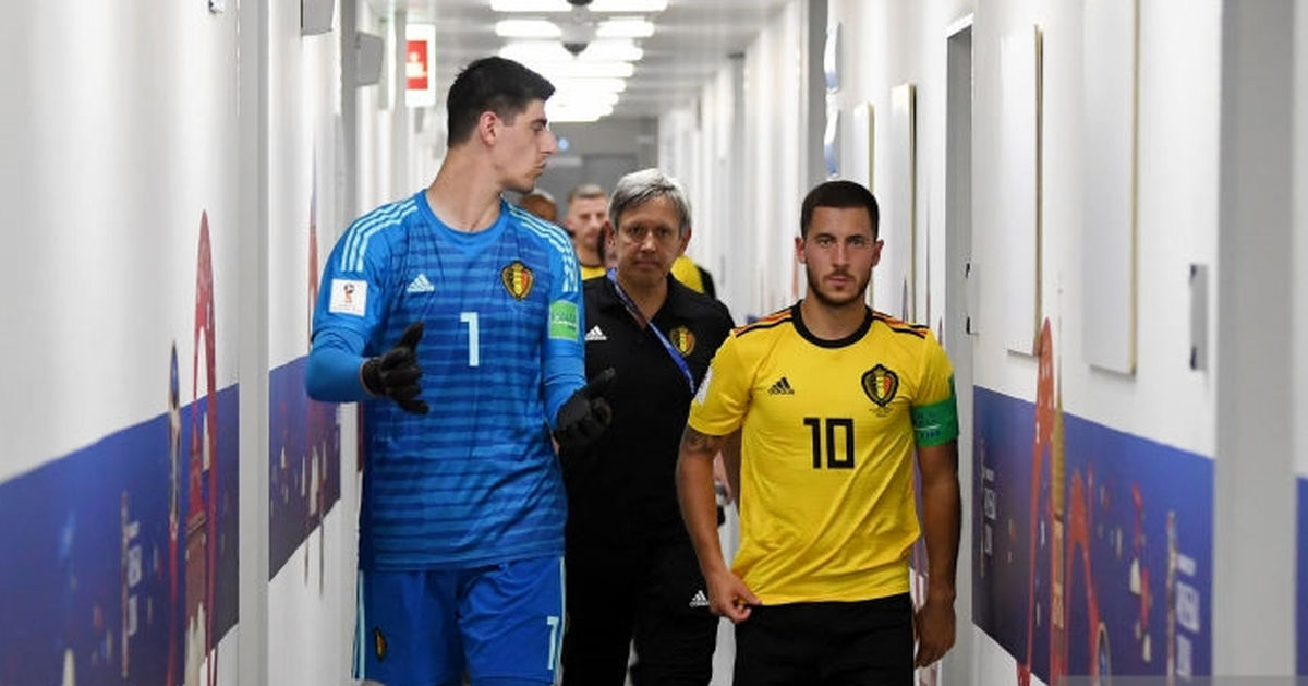هازارد: بلژیک یکی از شانس های قهرمانی است