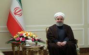 واکنش روحانی به تحریم رهبر معظم انقلاب توسط آمریکا