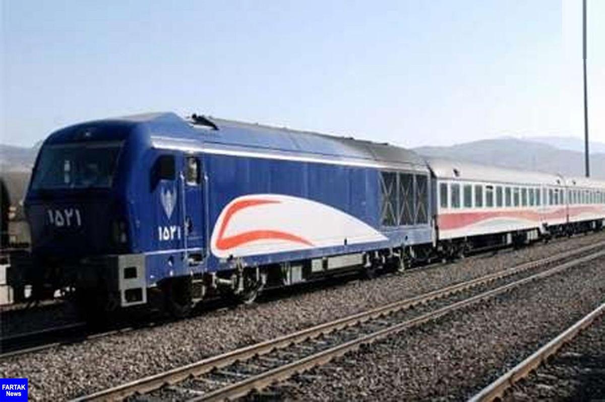 تصادف مرگبار قطار با پژو 206 در کرج