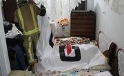 کشف جنازه یک زن و مرد وسط خانه