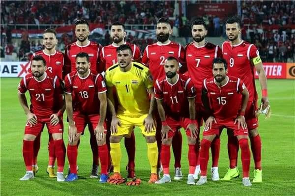 اردن میزبان سوریه در جام جهانی 2020