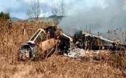 سقوط یک فروند جنگنده «میراژ-اف ۱» در شمال مغرب