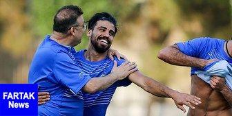 واکنش بازیکن خوش تکنیک استقلال به پیروزی مقابل نساجی