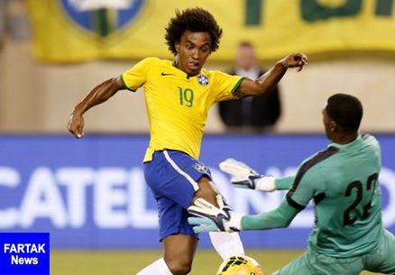تیته، ویلیان را به تیم ملی برزیل دعوت کرد