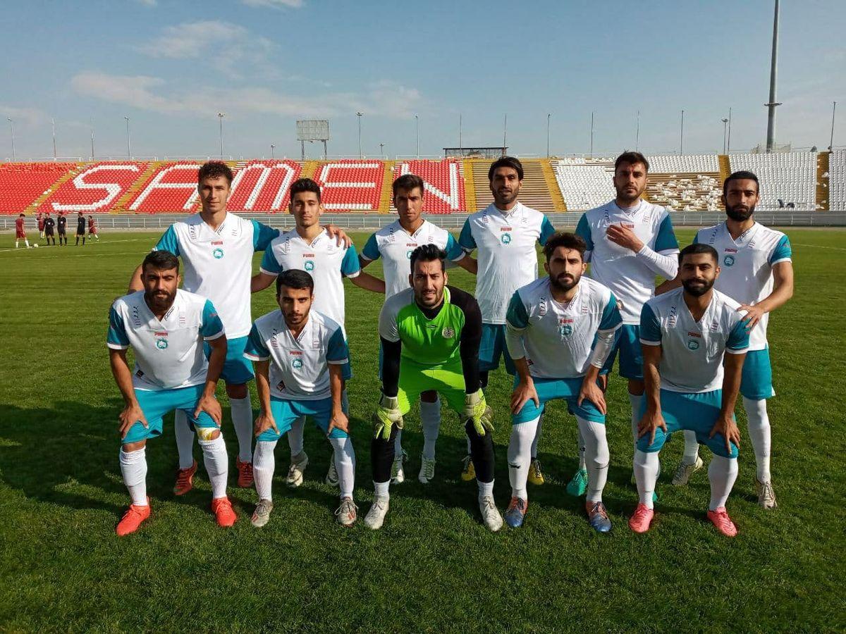 پیروزی اترک برابر پدیده مشهد