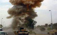 انفجار بمب در مسیر خودروهای ائتلاف آمریکایی در صلاحالدین