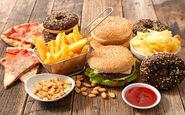 رژیم غذایی که به کبد آسیب می رساند