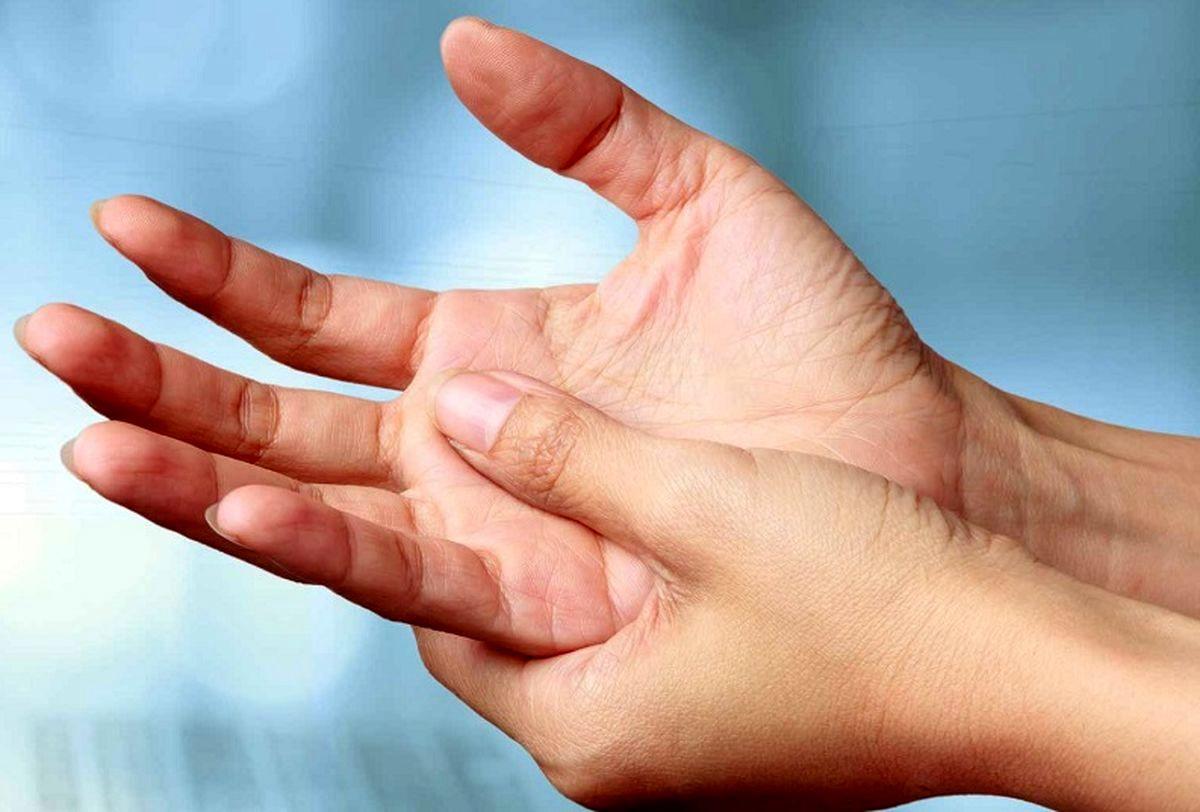 علت ورم دست ها چیست؟