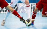 لغو فوتسال جام ملتهای آسیا ۲۰۲۱