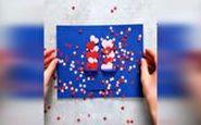 ترفندهایی خلاقانه برای ساخت کارت پستال