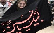 روایت بازیگر ستایش از حس و حال حضور در راهپیمایی اربعین