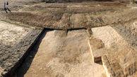 کشف بقایای دژ باستانی در مصر پیشاز هخامنشیان