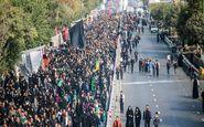 مسیرهای پنجگانه راهپیمایی جاماندگان اربعین در تهران