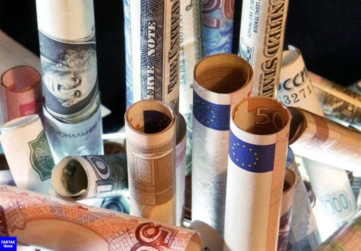 قیمت دلار، قیمت یورو، و قیمت درهم امروز ۹۸/۰۸/۲۳