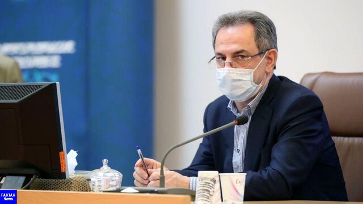 دورکاری یک سوم کارکنان دستگاههای اجرایی استان تهران تمدید شد