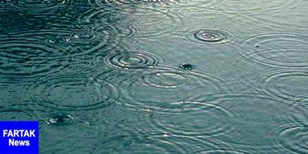 نفوذ سامانه بارشی از شنبه در آسمان مازندران