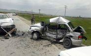 حادثه رانندگی در بروجرد یک کشته و پنج مصدوم برجا گذاشت