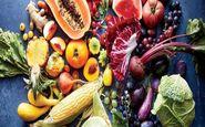 مصرف کم میوه و سبزی باعث چاقی می شود!