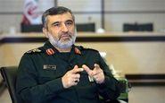 سردار حاجیزاده: موشک ها ابزار تولید قدرت و امنیت برای ملت ایران هستند