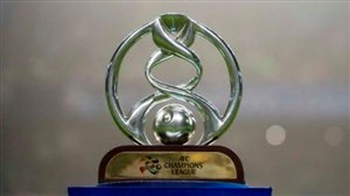 ایران در لیگ قهرمانان آسیا با پنج تیم!