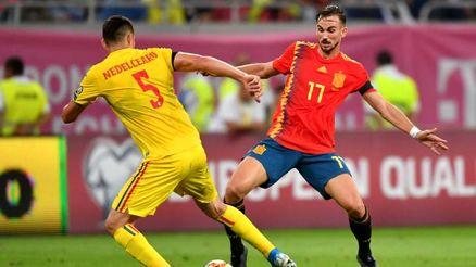 ستاره ملی پوش اسپانیا زیر ذره بین بارسا