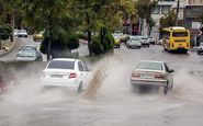 آخرین وضعیت بارشهای ایران/ رشد قابلتوجه بارش باران در جنوب کشور+جدول