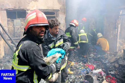 4 زن، کودک و مرد آبادانی در آتش سوختند