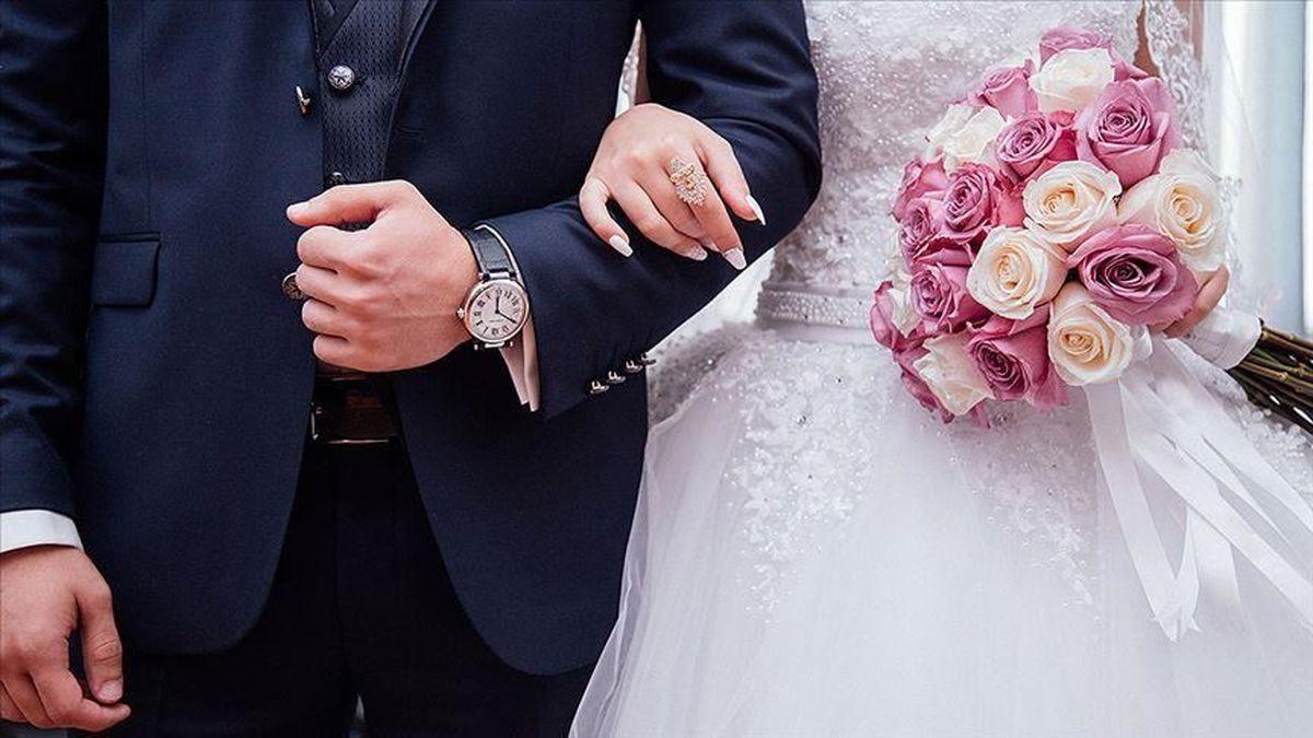 مرگ تلخ عروس بعد از مراسم در آغوش داماد + عکس