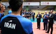 کاروان والیبال ایران راهی چین شد