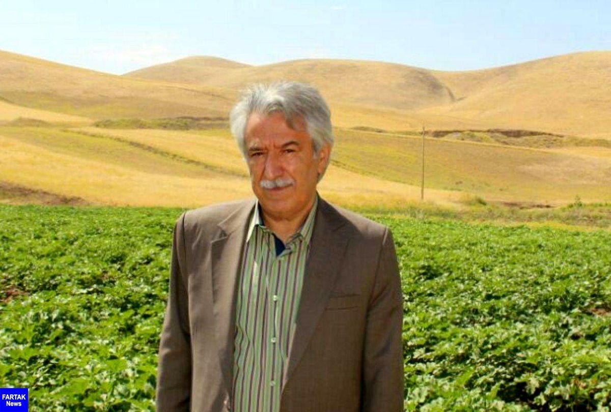   تولید شیر خام و گوشت قرمز در شهرستان کرمانشاه