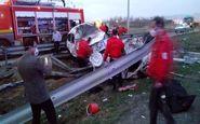 ۴ فوتی و ۱۰ مصدوم در حوادث رانندگی استان آذربایجان شرقی