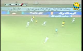 خلاصه بازی سپاهان 0 - 0 نفتمسجدسلیمان + فیلم