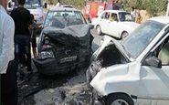 حادثه رانندگی در محور پلدختر ۶ مصدوم بر جای گذاشت