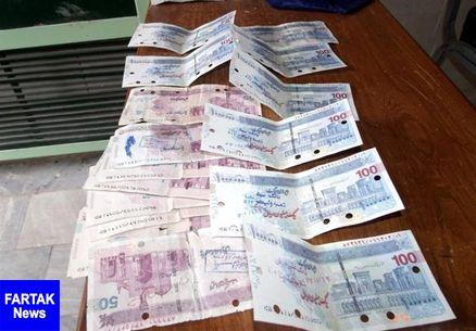 کشف بیش از 15 میلیون ریال چک پول تقلبی در کرمانشاه