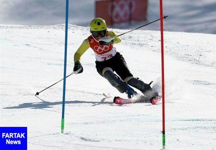 اسکی قهرمانی جهان| بهترین عملکرد دو بانوی اسکیباز ایران در بین نمایندگان آسیا