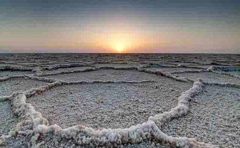 وضعیت دریاچه نمک وخیم تر شده است