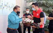 کاظمی به نکونام: لیگ قهرمانان سکوی پرتاب توست