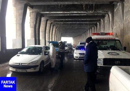 ممنوعیت ورود خودروهای غیربومی به مازندران/ جاده چالوس مسدود شد