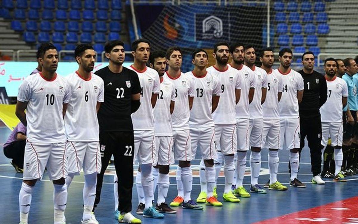 اردوی دوم تیم ملی فوتسال به دلایل نامشخص لغو شد