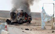 دومین کاروان نظامی آمریکا در عراق هدف قرار گرفت