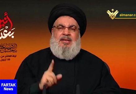 سید حسن نصرالله: مساله کُردها نشان داد که نمیتوان به آمریکا اعتماد کرد