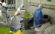 فیلم/ افزایش قربانیان کادر پزشکی و درمانی ایتالیا بر اثر کرونا