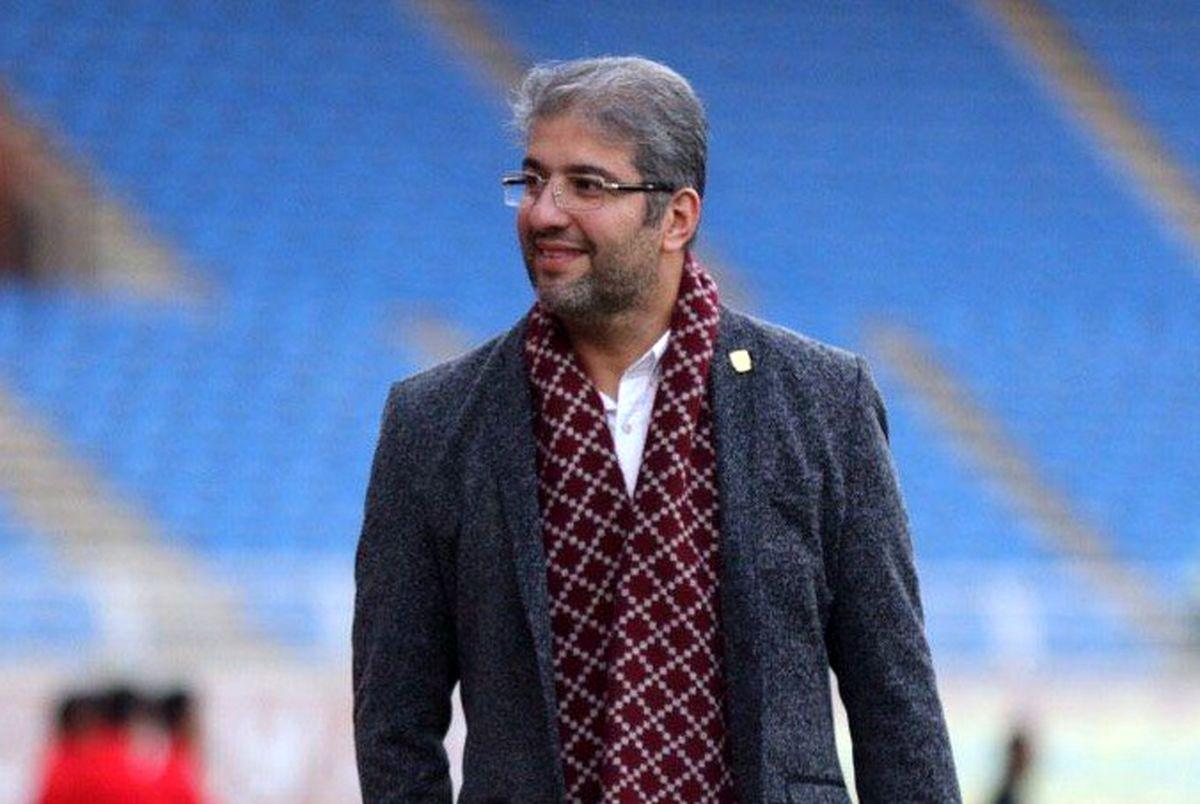 حمیداوی:من بهعنوان اولین نفر میگویم قهرمان رقابتها را اعلام کنید