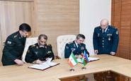فرماندهان مرزبانی ایران و آذربایجان پروتکل همکاری امضا کردند
