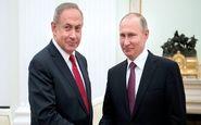 تماس تلفنی میان پوتین و نتانیاهو