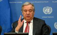 دبیرکل سازمان ملل بر دسترسی جهانی به واکسن کرونا تاکید کرد