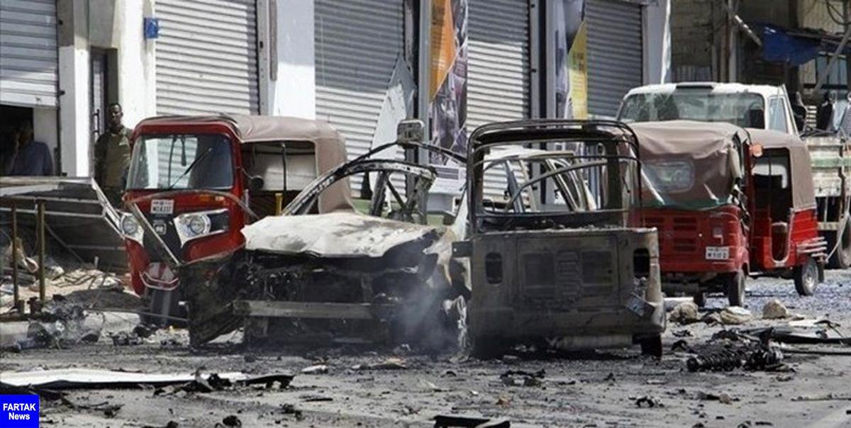 انفجار انتحاری نزدیک کاخ ریاستجمهوری سومالی